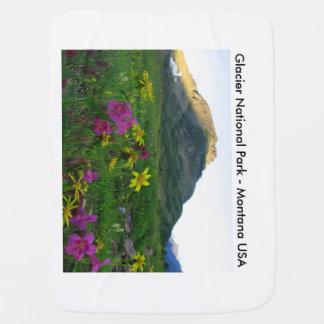 Baby Blanket Glacier National Park Wildflowers