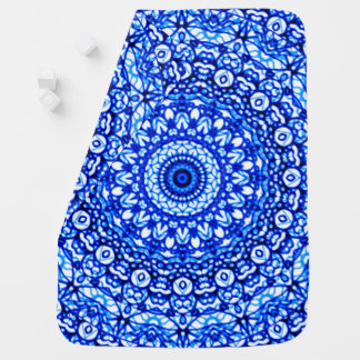 Baby Blanket Mandala Mehndi Style G403