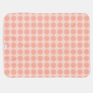Baby-Blanket-Mod-Classic's-Peach-Sun-Rise-Decor Baby Blanket