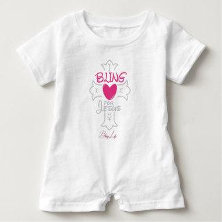 Baby Bling Life Romper