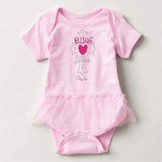 Baby Bling Life Tutu Bodysuit