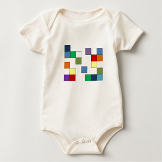 Baby Blocks Baby Bodysuit