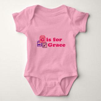 Baby Blocks Grace Baby Bodysuit