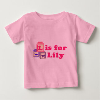 Baby Blocks Lily Baby T-Shirt