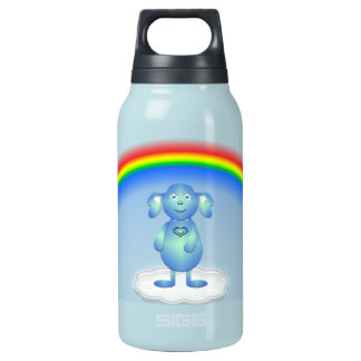 Baby Blu and the Rainbow Insulated Water Bottle
