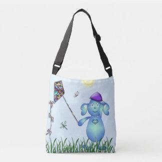 Baby Blu in the Park Crossbody Bag