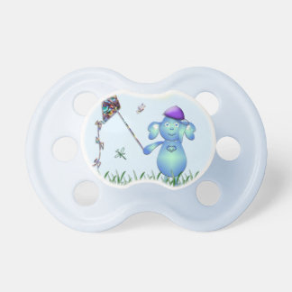 Baby Blu in the Park Pacifier