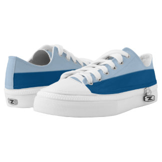 Baby Blue and Midnight Two-Tone Lo-Top