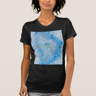 Baby Blue Crystal Agate T-Shirt