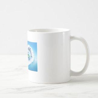 Baby Blue Dolphin Mug