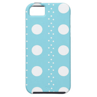 Baby Blue Polkadots iPhone 5 Case