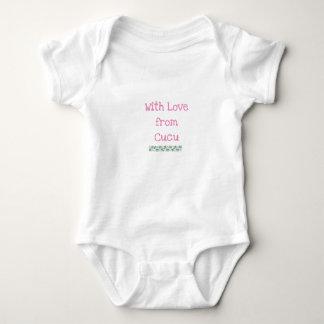 Baby bodysui from grandma baby bodysuit