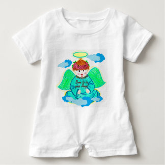 Baby Bodysuit (Born to be your Angel)