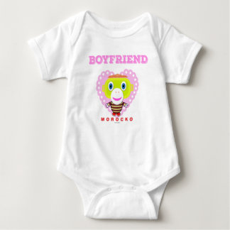Baby Bodysuit    Boyfriend By Morocko