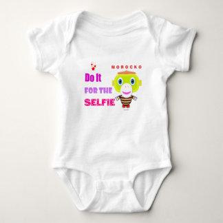 Baby Bodysuit    Do It For The Selfie By Morocko