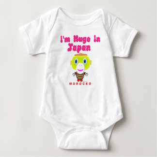 Baby Bodysuit    Im Huge In Japan By Morocko
