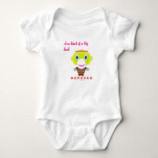 Baby Bodysuit    Im Kind Of A Big Deal By Morocko