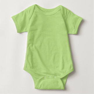 Baby Bodysuit Jersey DIY 11 colour choices