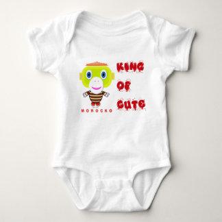 Baby Bodysuit    King Of Cute By Morocko