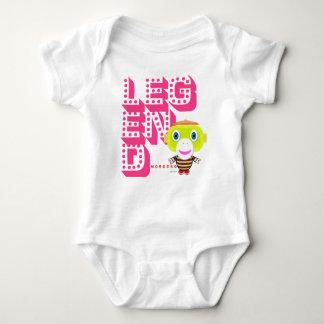 Baby Bodysuit   Legend  By Morocko