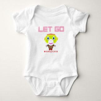 Baby Bodysuit    Let Go By Morocko