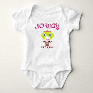 Baby Bodysuit - No Way
