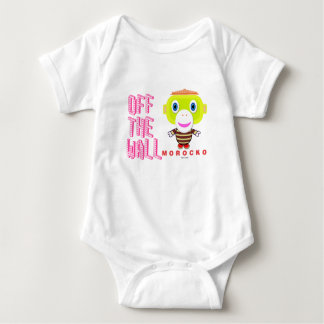 Baby Bodysuit    Off The Wall By Morocko
