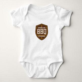 Baby Bodysuit - Texas BBQ Posse Logo
