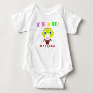 Baby Bodysuit    Yeah By Morocko