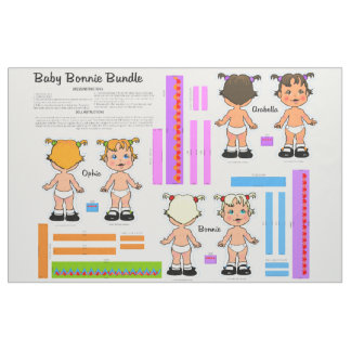 BABY BONNIE BUNDLE SERIES FABRIC