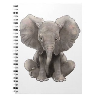 Baby Boo Notebook