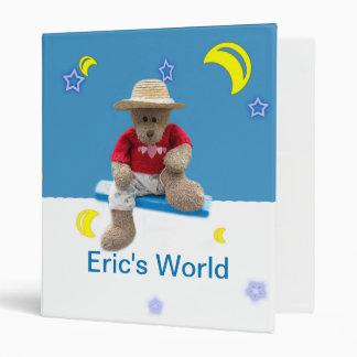 Baby Book Binder 1