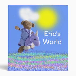 Baby Book Binder 2