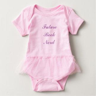 Baby Book Nerd Baby Bodysuit