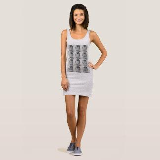 Baby Boomer Women's Jersey Tank Dress