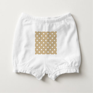 Baby boomers with vintage 60s Dots Diaper Cover