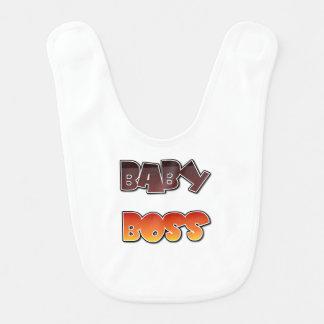 Baby Boss Clothing Brand Bib