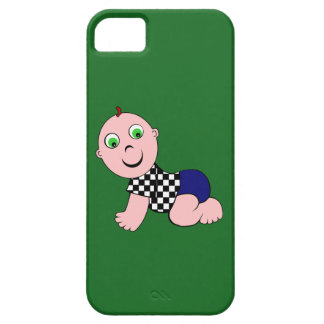 Baby Boy Bald iPhone 5 Cover