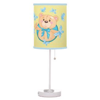 Baby Boy Bear Table Lamp