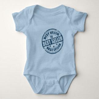 Baby Boy Best Seller Stamp Baby Bodysuit