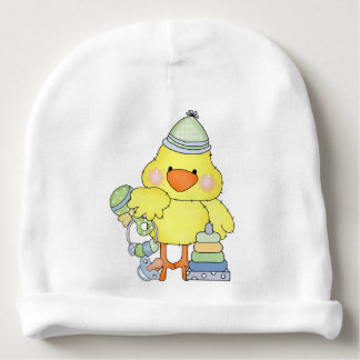 Baby Boy Chick Baby Beanie