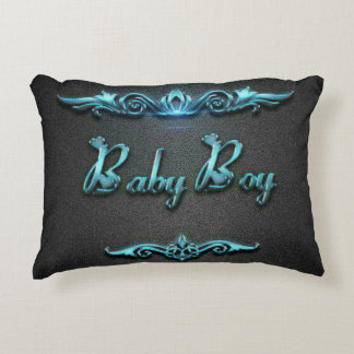 Baby Boy Decorative Pillow