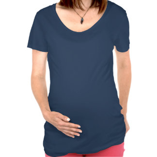 Baby Boy Don't Touch Belly Bump Maternity T-Shirt