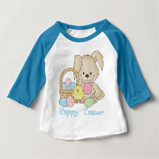 Baby boy Easter Bunny t-shirt