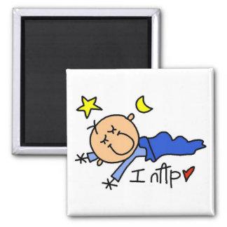 Baby Boy I Nap Magnet