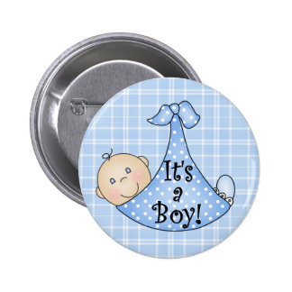 Baby Boy It s a Boy Pins