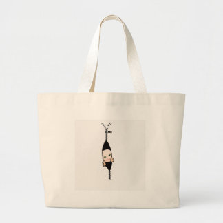 baby boy large tote bag