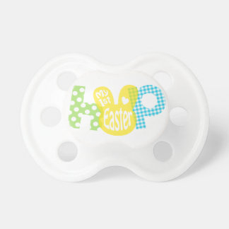 Baby Boy My First Easter Pacifier Babys 1st Easter