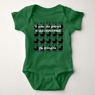 baby boy relationship baby bodysuit