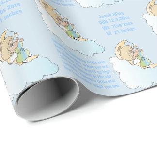 Baby Boy Twinkle, Twinkle Little Star Wrapping Paper